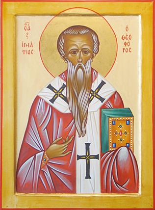 San Ignacio de Antioquía.