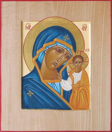La Madre de Dios de Kazan
