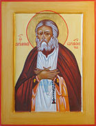 Saint Seraphim from Sarov